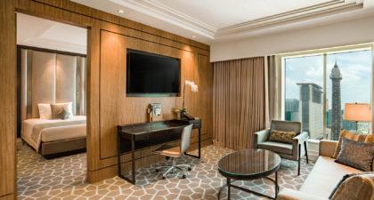 Parisian Macau: Lyon Suite