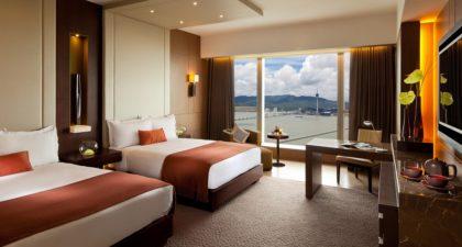 Altira Macau: Macau Waterfront View Rooms