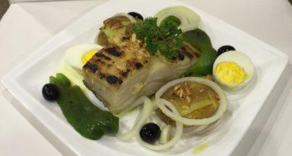 Mariazinha: Meat Dish
