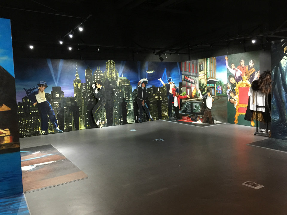 Pier 16 Macau 3D World: Michael Jackson Exhibition