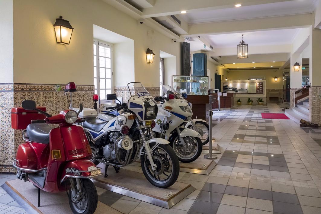 Macau: Museum of the Macau Security Forces