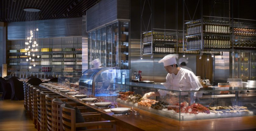 Grand Hyatt Macau: mezza9