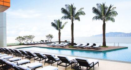 MGM Macau: Pool