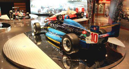 Macau Grand Prix: Racecar