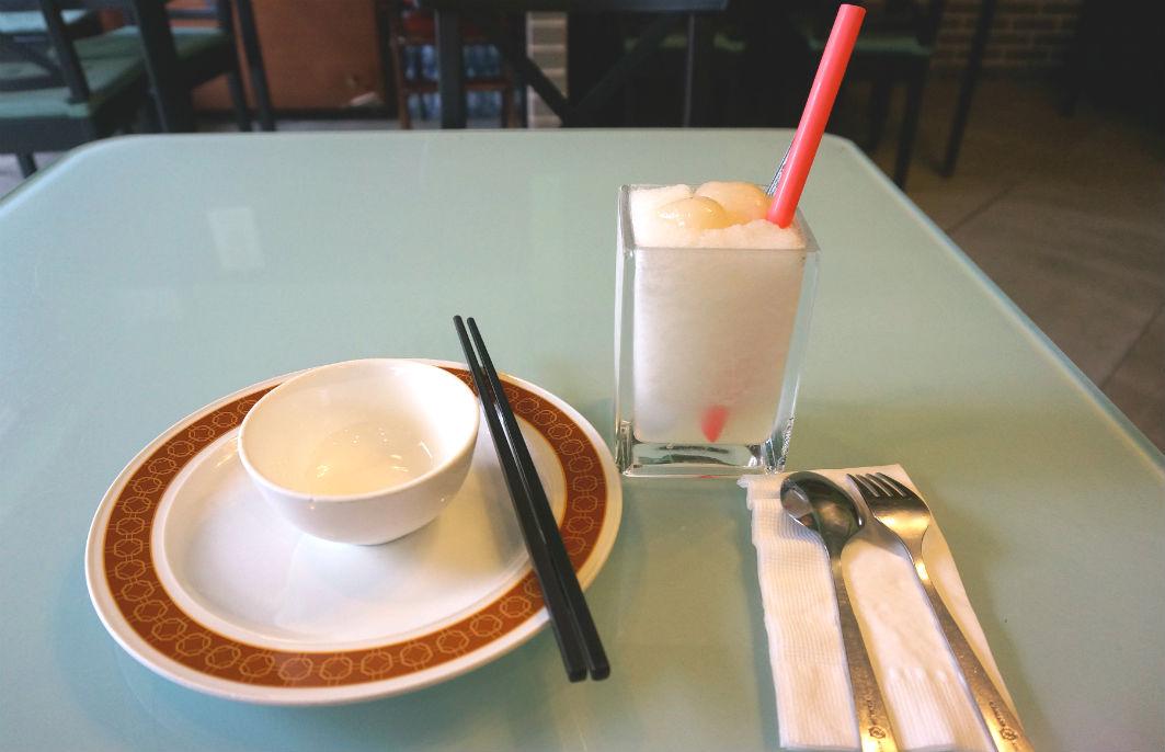 Tuk Tuk Thai Macau, Rambutan Drink