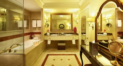 The Venetian Macau: Royale Suite Washroom