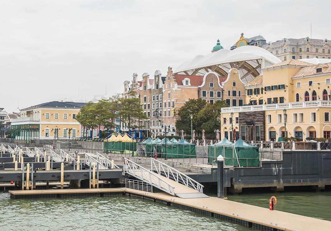 Fisherman's Wharf Macau: Seaside