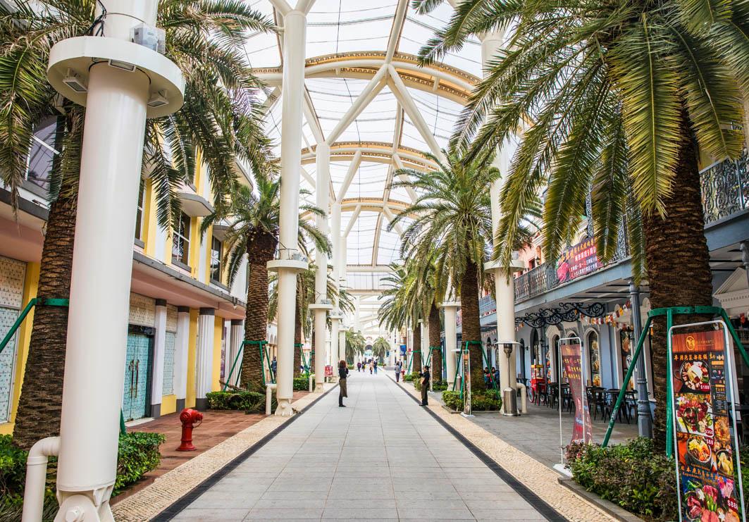 Fisherman's Wharf Macau: Shops