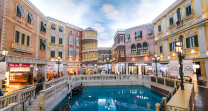 Shoppes at Venetian: Shops