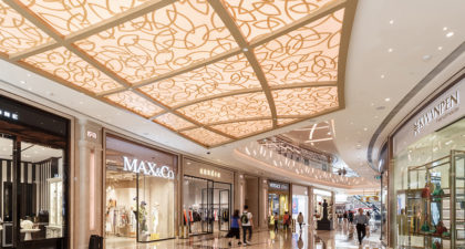 The Promenade Shops at Galaxy Macau: shops