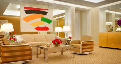 Wynn Palace Macau: Sitting Area at Palor Suite