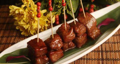 Lei's Cuisine: Diced Beef
