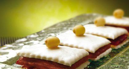 Catalpa Garden: Sliced Jinhua Ham Steamed in Honey Sauce
