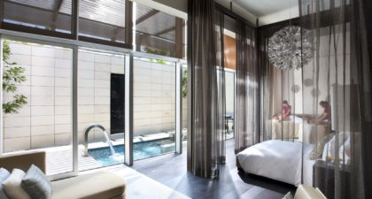 City of Dreams: Spa at Macau's Crown Towers