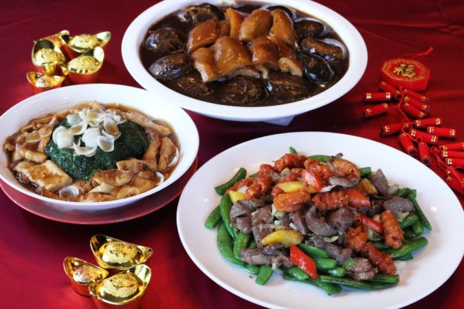 Kwun Hoi Heen: Special Crafted Dishes for Chinese New Year