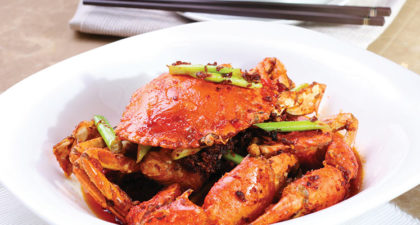 Jin Yue Xuan: Spicy Crab