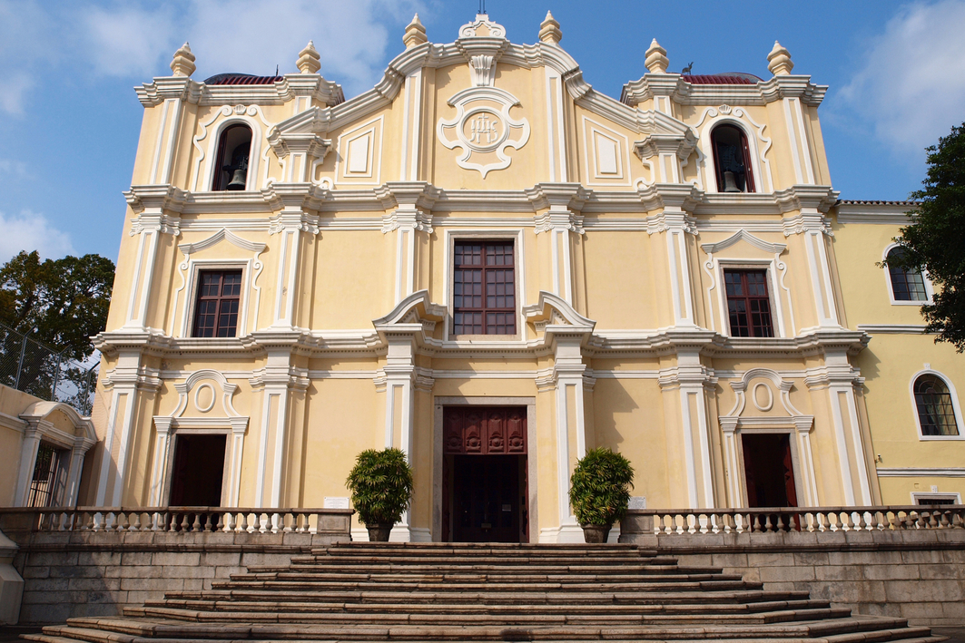 Macau: St. Joseph's Seminary and Church