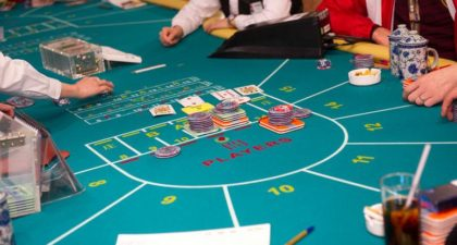Jimei Casino: Table