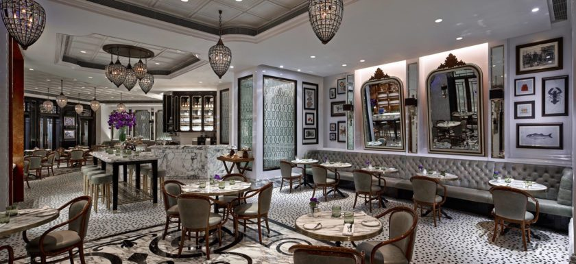 The Ritz-Carlton: The Ritz-Carlton Cafe