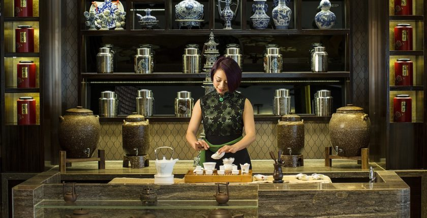 Jade Dragon: Tea Bar