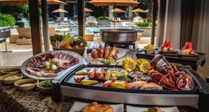 Cabana: Thai Hot Pot and BBQ