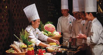 Saffron: Thai Cooking Class