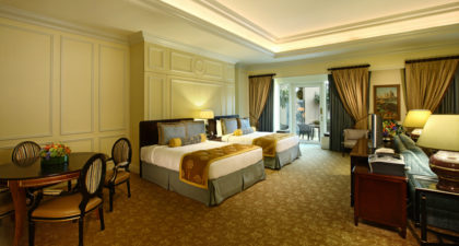 Venetian Macau: Verona Suite