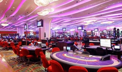 Sands Cotai Central Casino