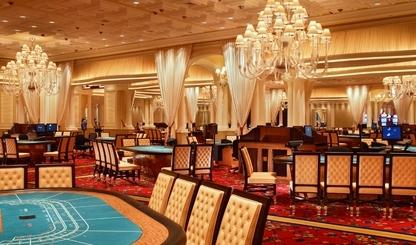Wynn Casino Macau